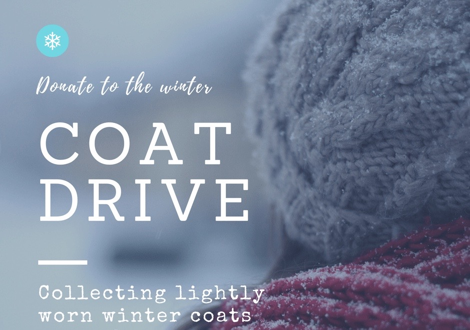 Winter Coat Giveaway