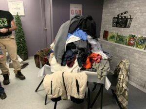 Winter Coat Giveaway