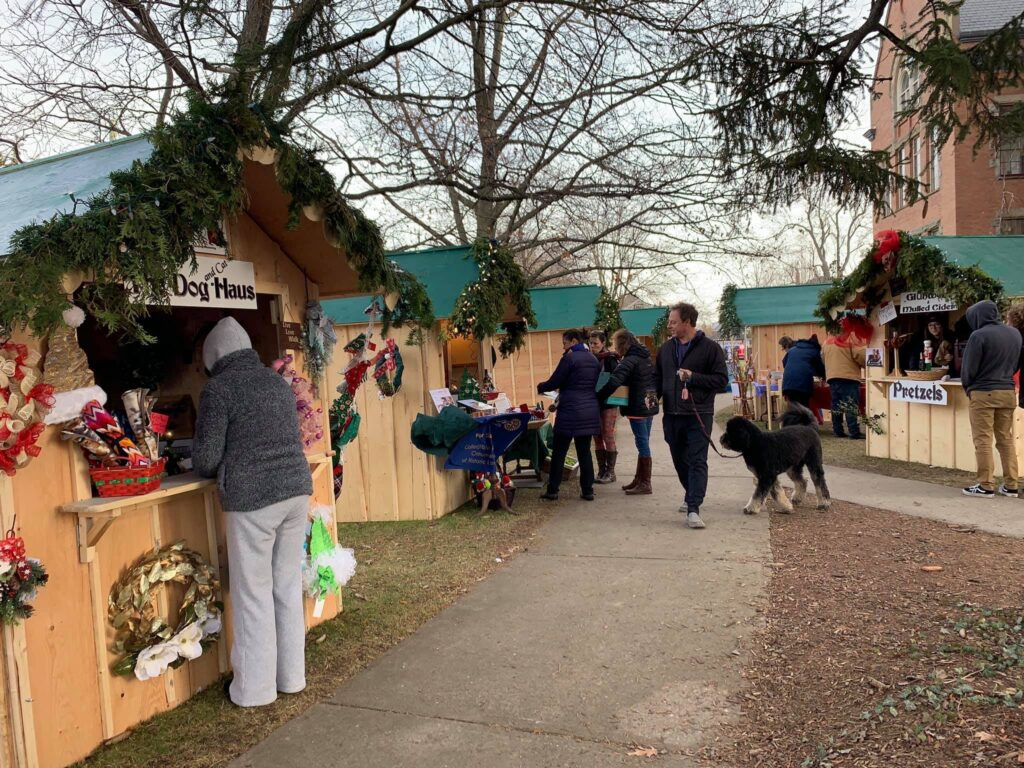 Christmas in the Village (Wortley) Fundraiser Dec 2019