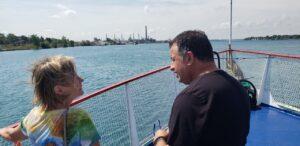 Sarnia Boat Cruise Trip 2019