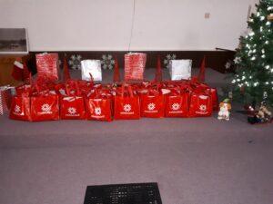 Fanshawe College Christmas Donation