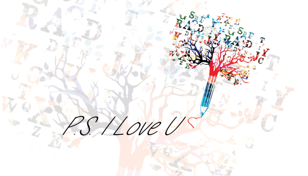 PS I Love You - Letter Writing Project